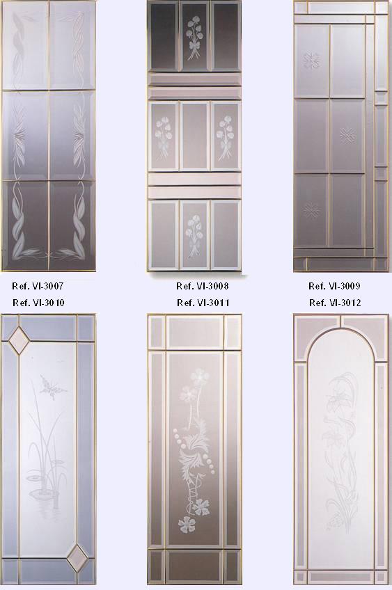 Grupo corbalan vidrio para puertas interiores - Vidrieras para puertas ...